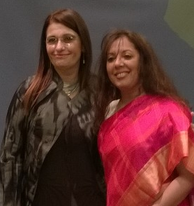 ABA International CEO Maria Mallot & Smita Awasthi