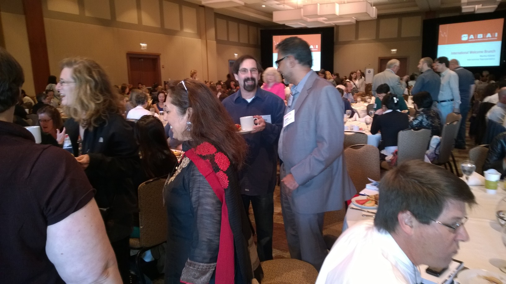 BMI at ABAI International Brunch 2014 Chicago